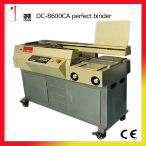 DC-8600ca Automatic Perfect Binding Machine Office Equipment pictures & photos