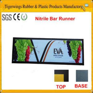 2015 Advertising Nitrile Rubber Bar Runner