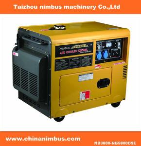 Diesel Generator key generator