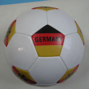 German Country Flag Soccerball pictures & photos