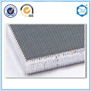 Microporous Aluminum Honeycomb Core Used for Air Condition pictures & photos