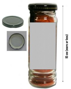 100ml Glass Jar pictures & photos