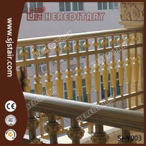 Balcony Steel Grill Designs (SJ-Y003) pictures & photos