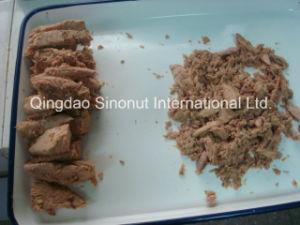 66.5oz Canned Skipjack Tuna Chunk in Brine pictures & photos