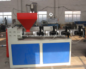 The Sjs Parallel Twin Screw Extruder pictures & photos