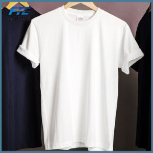 Custom Cotton Printed T-Shirt for Men pictures & photos