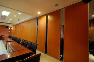 Mobile Partitions Wall for Call Center/Meeting Room/Reception Room pictures & photos