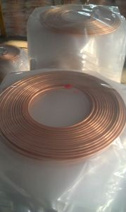 Air Conditioner Copper Pipe &Pancake Coil
