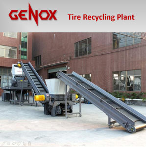 1ton Tire Recycling Plants / Recycling System pictures & photos