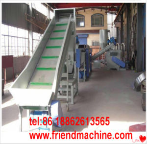 PE PP PS Plastic Bag Film Recycling Machinery pictures & photos