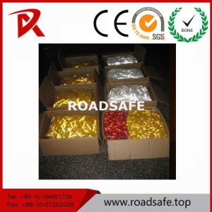 Reflector Reflective Sheet Road Reflector Lens 43 Glass Beads pictures & photos