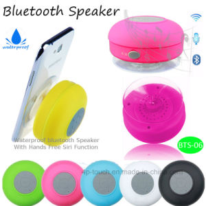 Mini Waterproof Bluetooth Speaker (BTS-06) pictures & photos