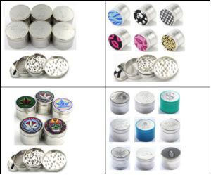 Grinder Herb Tobacco Smoking Use with Many Styles pictures & photos