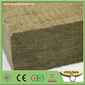 Isowool 100kg/M3 Density Rockwool Board pictures & photos