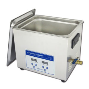 10liter Hardware Tools Ultrasonic Cleaner/Cleaning Machine pictures & photos