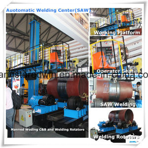 2X2 Welding Column and Boom Automatic Welding pictures & photos