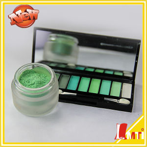 Wholesale Inorganic Apple Green Coating Mica Pearl Pigment pictures & photos