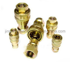Brass Quick Coupler for Air Compressor pictures & photos
