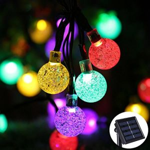 Wholesale Outdoor Bright Decorative String Lights Solar Discount Outdoor Christmas Fairy String Light pictures & photos