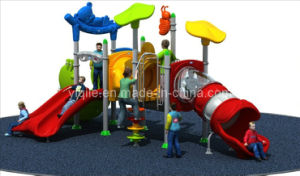 CE Approved Good Quality Kids Plastic Slides (YQL-112)