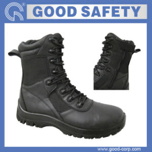 PU Injection Safety Military Boots (GSI-1070)