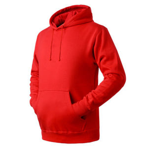 Bulk High Quality Different Colors Plain Cotton Hoodie with Pockets pictures & photos