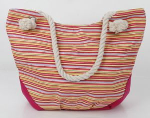 Beach Bag Casual Bag Canvas Big Size 45*13.5*37cm Item Number Y029309 pictures & photos