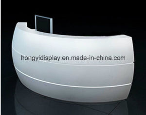 Reception Desk Cash Counter for The Retail Store, Checkout Counter pictures & photos