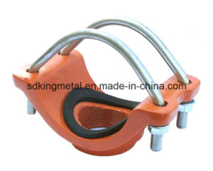 Ductile Iron 300psi NPT Threaded Easily Assemble Joint pictures & photos