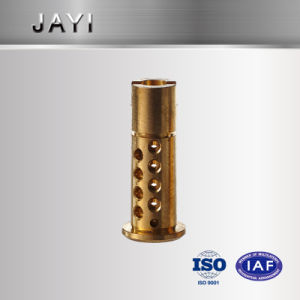 Key Cylinder Made of Brass by CNC Machine pictures & photos