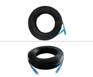 FTTH Drop Cable Patch Cord 1/2/4 Core Available pictures & photos
