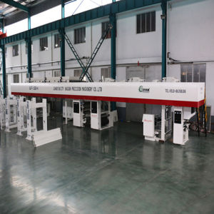 Fully Automatic PLC Control Single or Double Side Extrusion Cast Film Laminating Machine Price