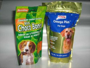 PET Food Packaging Bag, Stand up Pouch