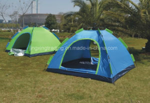 Automatic Outdoor Camping Tent for 3 Persons (JX-CT006) pictures & photos