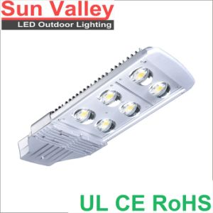 180W IP66 UL RoHS Bridgelux Chip LED Street Light (Polarized) pictures & photos