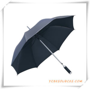 Promotional Gift of Auto Open & Close Golf Umbrella pictures & photos
