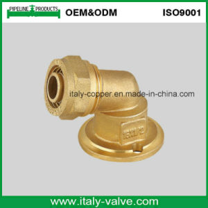 6 Years Quality Guarantee Brass Elbow for Pex Pipe (AV9061) pictures & photos