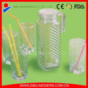 Hot Sale 1000ml Glass Water Bottle, Glass Juice Bottles, Glass Drinking Bottle pictures & photos