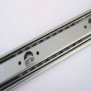 45mm Triple Extend Ball Bearing Drawer Slide with Wedge pictures & photos