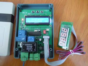 Coin Acceptor Operated LCD Timer Control Board pictures & photos