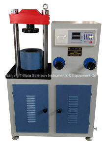 China High Quality Compression Testing Machine (TYA-300) pictures & photos