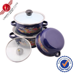 Hot New Products for 2014 Enamel Cookware Non-Stick Cookware Sets Aluminum Cookware pictures & photos