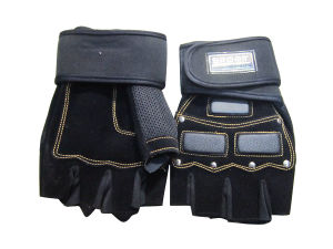 Sp Half Finger Gloves pictures & photos