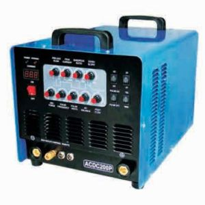 Mosfet Inverter AC/DC Pulse TIG/MMA Welding Machine (ACDC160P / ACDC200P)