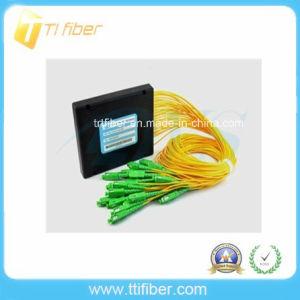 16 Way Sc APC Fiber Optic PLC Splitter pictures & photos
