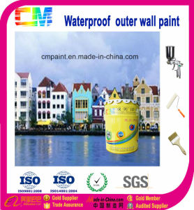 Maritime City Building Materials Outer Wall Paint