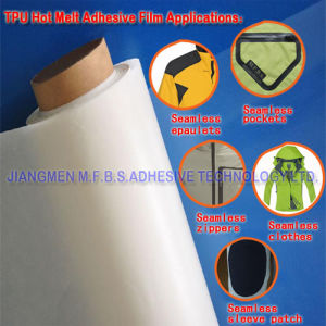 Hot Melt Adhesive Film for Seamless Clothes