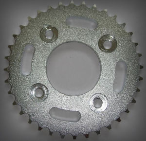 Motorcycle Sprocket Wave 36t 1023 pictures & photos