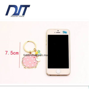 Creative Sheep Exquisite Diamond Keychain Promotional Gift pictures & photos