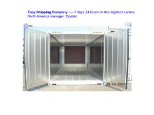 Consolidate Reefer Container for Shipment to Worldwide Shipping pictures & photos